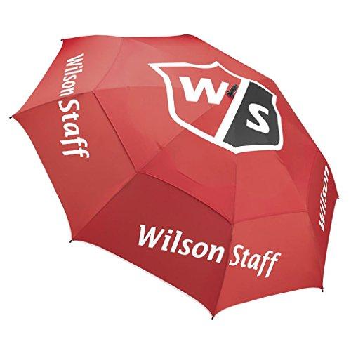 Wilson Staff Pro Tour Umbrella, Red