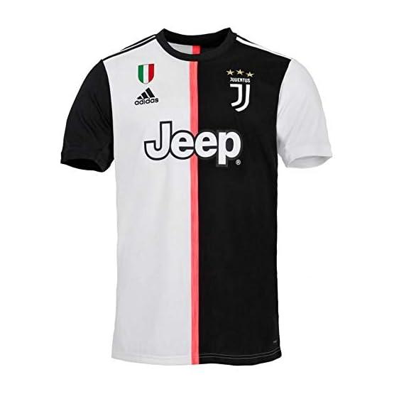 BrolloGroup Maillot Juventus, pour Enfants et garçons Calcio Home Personnalisable 2019/2020 PS 30290 Ronaldo