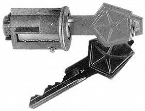 Standard Motor Products US12L Ignition Lock Cylinder Standard Ignition