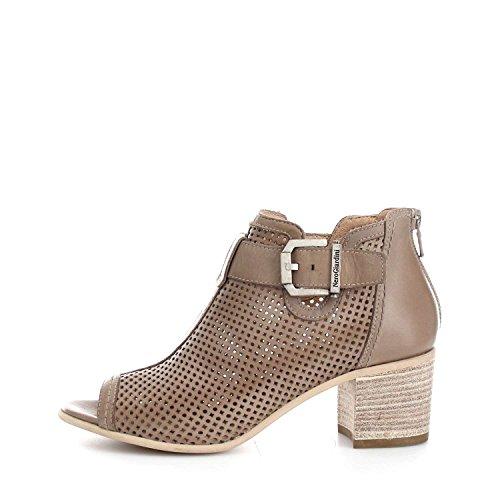 Ankle Nero P717020D Dove Boots Grey Giardini Women OwEqrw8xU