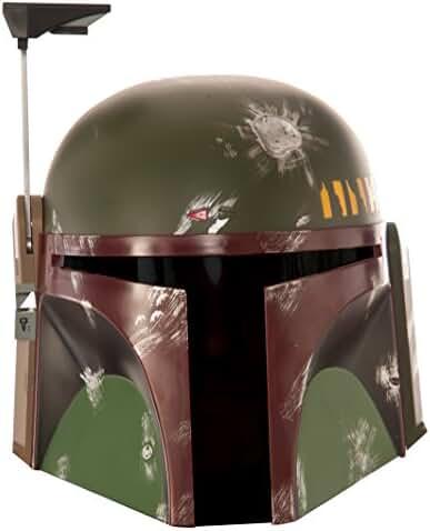 Rubie's Men's Star Wars Boba Fett Mask