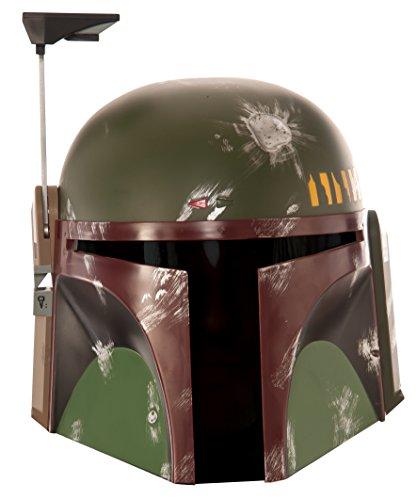 Rubie's Men's Star Wars Boba Fett Mask, As As shown, One Size