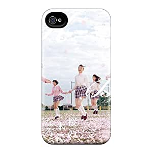 High Quality Shock Absorbing Case For Iphone 4/4s-akb48 Sakura 02