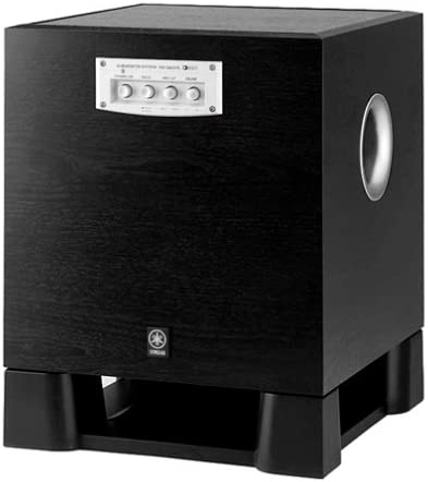 Yamaha Corporation of America SW315 Subwoofer System – Black Ash