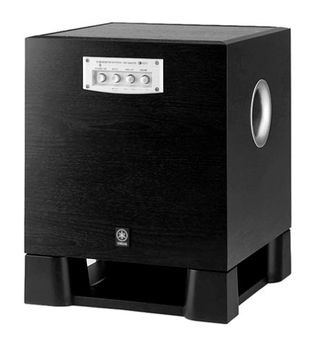 Yamaha Corporation of America SW315 Subwoofer System - Black Ash by Yamaha