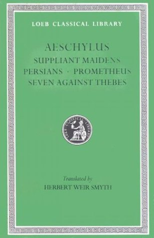 an analysis of the character of prometheus in aeschyluss prometheus bound Prometheus unbound (shelley) from  the prometheus bound of æschylus supposed the reconciliation  ion of chios was a witness for aeschyluss.