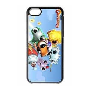 little deviants iPhone 5c Cell Phone Case Black xlb2-053770