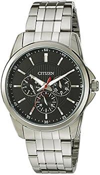 Citizen Men's 42mm Stainless Steel Bracelet Watch