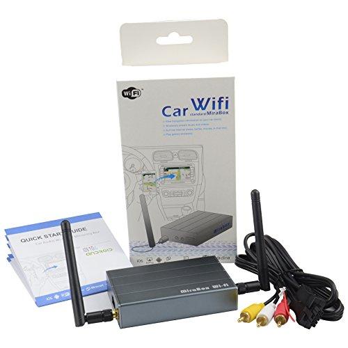 Mirabox Car WiFi Mirrorlink Box,Wireless Airplay, Miracast, Allshare - Mirror Cast Android