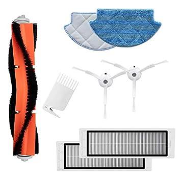 For XIAOMI Robot Vacuum Side Brush Original Parts Mi Robot 3-armed Side Brushes