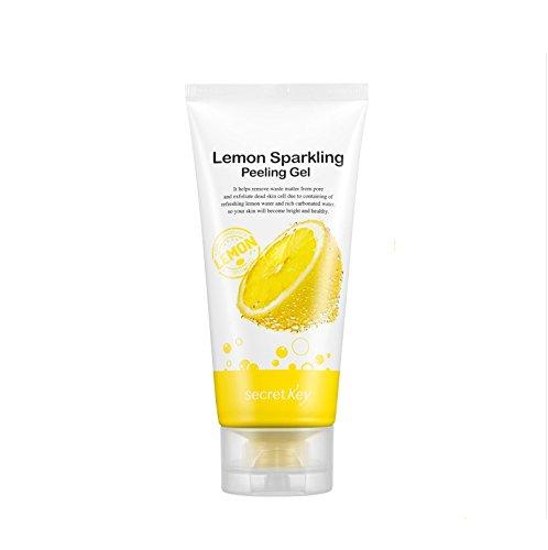 SECRETKEY Lemon D-Toc Peeling GelKorean Cosmetics, Korean Beauty, K Beauty, Kstyle,Kpop style