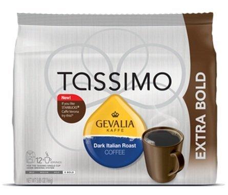 gevalia Dark Roast café – Extra Bold italiana – T Discos ...