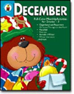MONTHLY BOOK DECEMBER GR 1-3 ()
