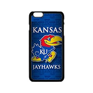 Kansas Jayhawks Brand New And High Quality Custom Hard Case Cover Protector For Iphone 6