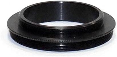 TS-Optics T2 Parfokal Adapter für 8x50 und 9x50 Sucher, damit können Sie einen 8x50 und 9x50 Sucher in EIN Guidingscope umbauen, ParFoc50