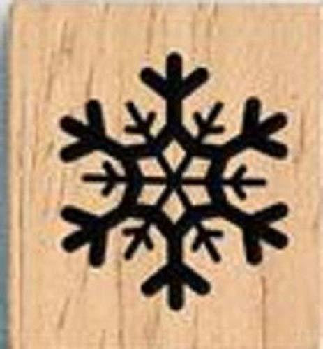 Individual Wood Scrabble Tiles! Snow Flake Symbol
