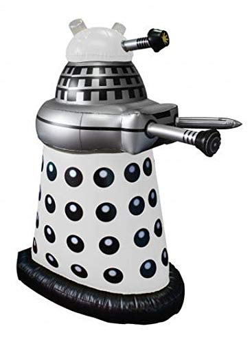 Doctor Who Small Inflatable White Dalek [並行輸入品]   B00AYK1HQW