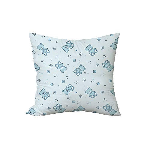 iPrint Polyester Throw Pillow Cushion