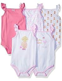 Baby Boys' Sleeveless Bodysuits