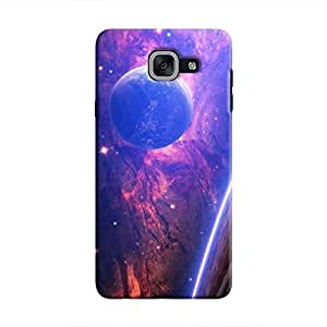 Cover It Up - Bright Planet View Galaxy J7 Prime Hard Case