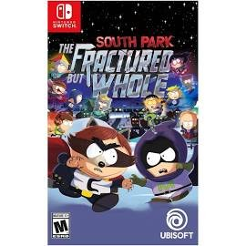 South Park and The Fractured But Whole (Nintendo Switch) (UK - 360 Park Games Xbox South