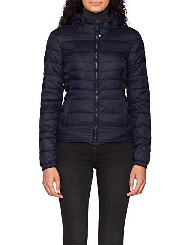 Sky Onltahoe Noos Jacket Night OTW Sky Women's Hood Blue ONLY Night 85qwPgx