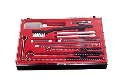 Kit de limpieza para pistola pulverizadora BENBOW (601): Amazon.es: Coche y moto
