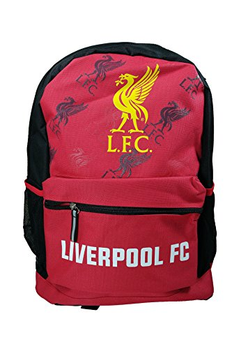 Liverpool F.C. Authentic Official Licensed Product Soccer Backpack ()