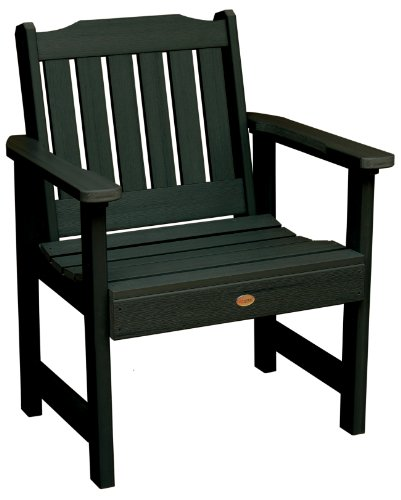 Highwood Lehigh Garden Chair, Charleston Green by Highwood