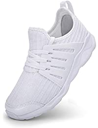 Kids Breathable Walking Running Shoes Boys&Girls Athletic Tennis Shoes Casual Outdoor Trainers