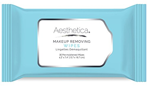 Aesthetica Makeup Removing Wipes Hypoallergenic product image