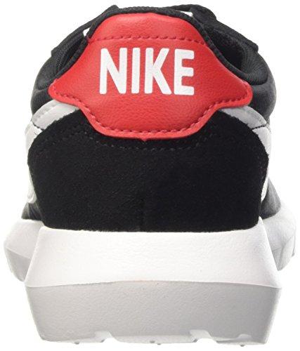 Nike W Roshe Ld-1000 Kvinna Gymnastiksko Svart 819.843 001 Svart / Vit-universitetet Röda Laget Red