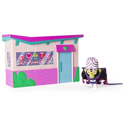 Powerpuff Girls - Mojo JoJo Jewelry Store Heist Playset ()