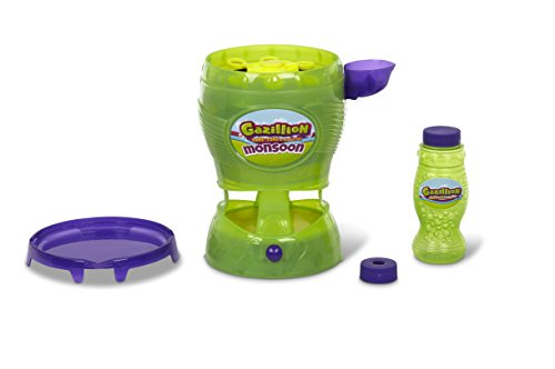 Gazillion Bubble Monsoon Toy (Gazillion Bubbles Machine)
