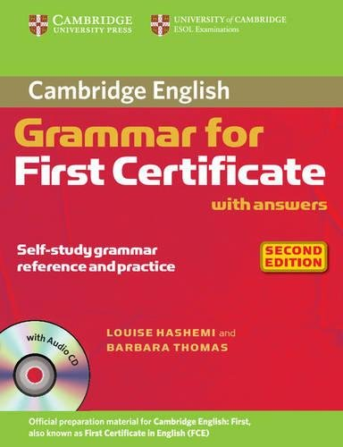 Pdfepub online cambridge grammar for first certificate with answers pdfepub online cambridge grammar for first certificate with answers and audio cd cambridge books for cambridge exams popular textbook fandeluxe Image collections