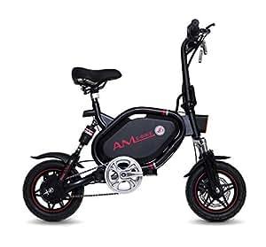 BYYLH Bicicleta Electrica Plegable Adulto 48V 350W Batería Extraíble Paseo E-Bike