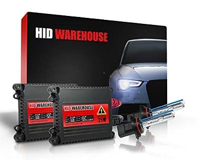 HID-Warehouse® 35W HID Xenon Conversion Kit with Premium Slim Ballast