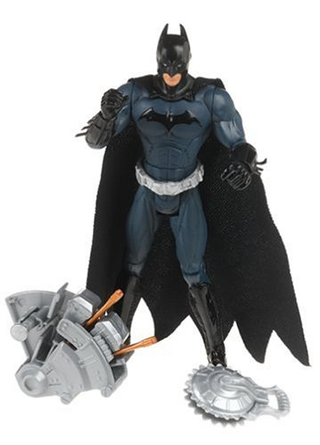 Batman Begins Rapid Fire Batman Action Figure H1296