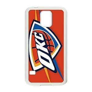 Oklahoma City Thunder Logo Phone Case for Samsung Galaxy S5 Case
