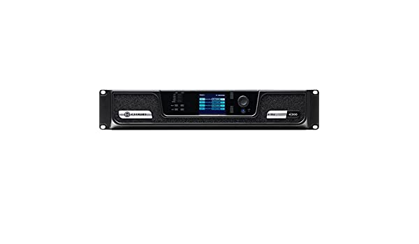 Amazon.com: Crown CDi DriveCore 4 300 | 4 Channel 300 Watt 4 Ohm Power Amplifier: Computers & Accessories