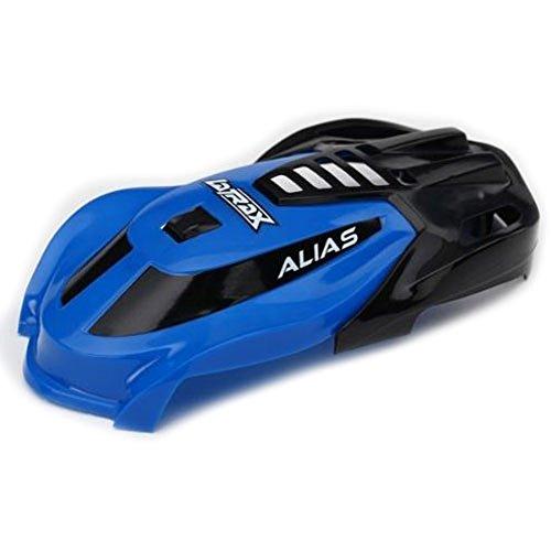 Traxxas 6612 Blue Alias Canopy with Screws