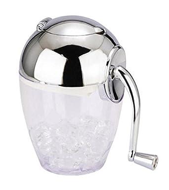 Zodiac 503005 C triturador de hielo cromado con asa superior ...