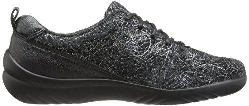 Fashion August Fairfax Women's Sneaker Klogs USA Black Black 7qvOxOtw0