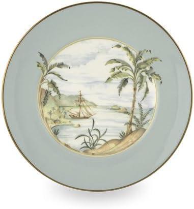 Lenox British Colonial Tradewind Dessert Plates Set of 2