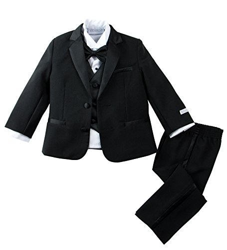 Spring Notion Baby Boys' Modern Fit Tuxedo