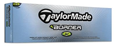 TaylorMade Women's Burner 2011 Golf Balls (Pack of 12)