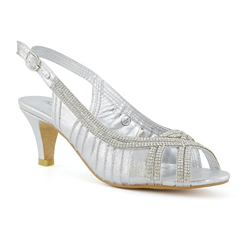 Special Occasion Dress Sandals - 2