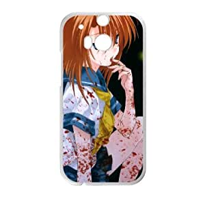 HTC One M8 Cell Phone Case White When They Cry K2327998