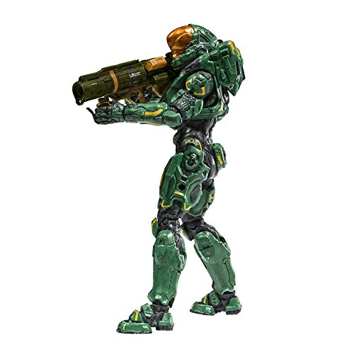 McFarlane Toys Halo 5: Guardians Series 2 Spartan Hermes Action Figure