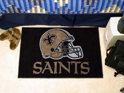 Fanmats NFL - New Orleans Saints Starter Mat/19